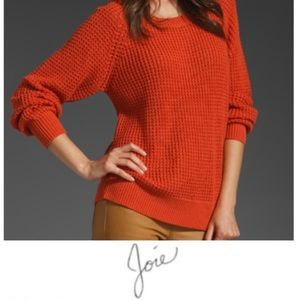 Joie Chunky Knit Pullover Sweater Size Medium